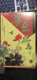 写意花鸟画 8片DVD