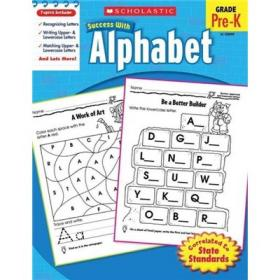 Scholastic Success with Alphabet