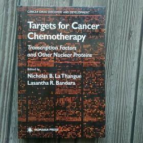 癌症化疗的目标 转录因子和其他核蛋白