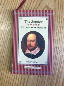 The Sonnets十四行诗 英文原版