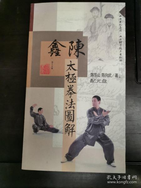 陈鑫太极拳图解