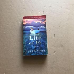 英文原版Life of Pi