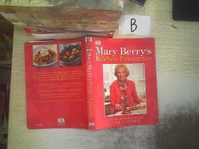 MARY BERRY'S KITCHEN FAVOURITES/玛丽·贝瑞的厨房最爱(A1) ..