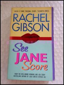 英文原版书-----《See JANE Score》!