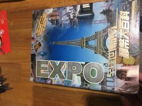 EXPO 全球世博成员邮币百科 画册