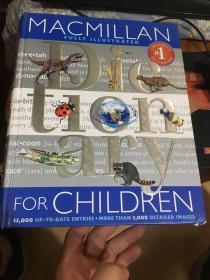 Macmillan Dictionary for Children [精装] [8岁及以上] [麦克米兰儿童字典]