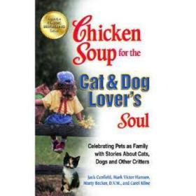 Chicken Soup for the Cat & Dog Lover's Sou...