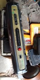 老收录机 录音机 京华牌JW-510 老式双卡收录机 磁带机    私藏品好