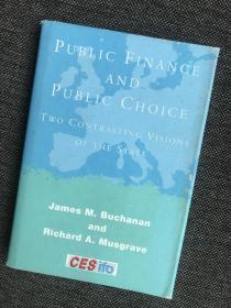 现货 Public Finance and Public Choice
