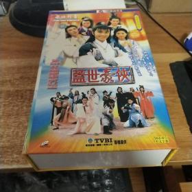 TVB盖世豪侠 30VCD 周星驰 吴镇宇 吴孟达(飞仕影音)