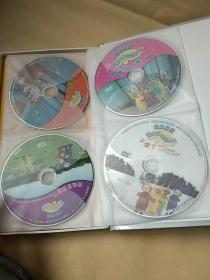 天线宝宝精选全集(8碟)少了2碟