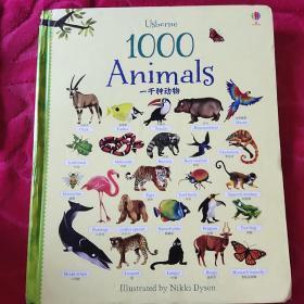1000Animals(一千种动物  大16)