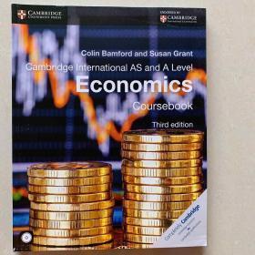 Cambridge International AS and A level Economics Coursebook  Third edition