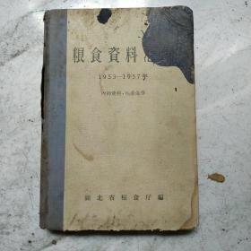 粮食资料汇编【1953-1957】