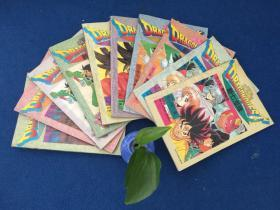 新七龙珠1-10册合售