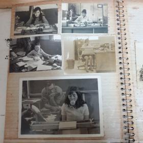 驻韩美军基地 韩国女秘书的老相册 150多张老照片