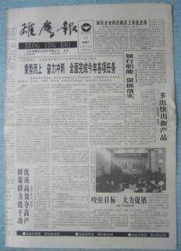 江苏各行各业报——雄鹰报