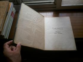 早期外国权威版本原版精装本【欧洲植物图鉴】图文版,32*25*2厘米(法国,瑞士,比利时)欧洲植物保护协会等,资料性非常强图文并茂,书影如一详见描述