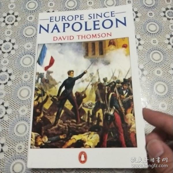 EuropeSinceNapoleon
