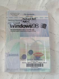 windows98 英文版