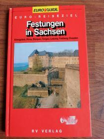 EURO-REISEZIEL Festungen in Sachsen 萨克森州的城堡
