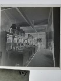 120底片1张 本溪日报摄影资料 工厂生产线2