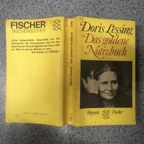 Doris Lessing Das goldene  Notizbuch