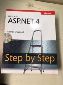 Microsoft ASP.NET 4.0 Step By Step Book/CD Package (Step by Step (Microsoft)) 含盘!