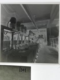 120底片1张 本溪日报摄影资料 工厂生产线
