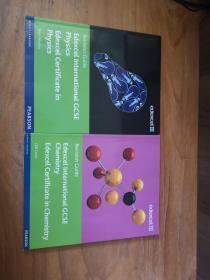 Edexcel Igcse Chemistry. Revision Guide (Edexcel International GCSE)Edexcel IGCSE Physics. Revision Guide (Edexcel International GCSE)【2本合售】