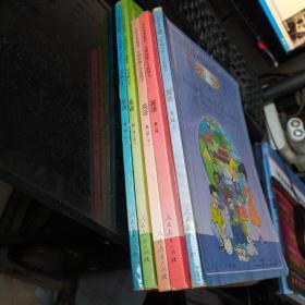 九年义务教育三年制初级中学教科书 英语(全5册)有写划