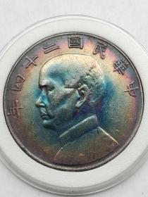 珍藏多年的老银元特价!;;;。。