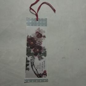 """老广告书签:,""""洛阳'春都'牌火腿肠荣获国际金奖,畅销国内外。""""绘画书签(一枚)"""