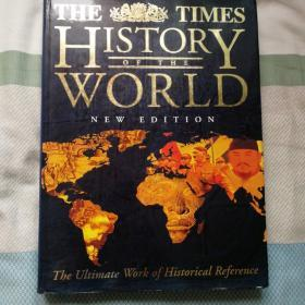 The Times History of The World  New Edition