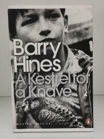 巴里·海因斯 A Kestrel for a Knave by Barry Hines 英文原版书