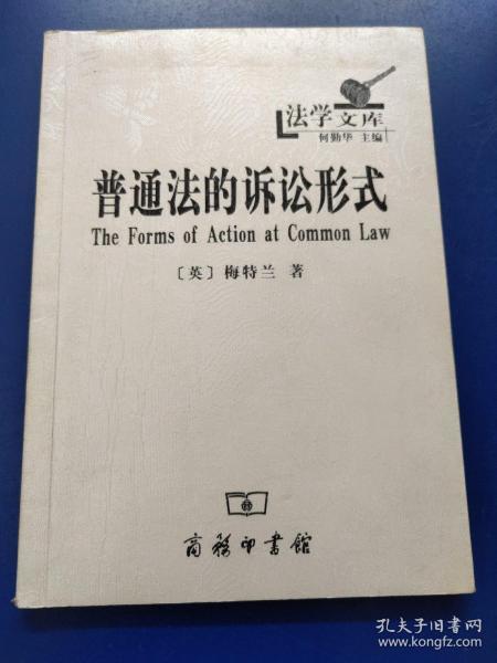 普通法的诉讼形式