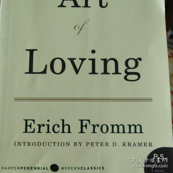 The Art of Loving