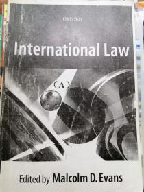 international law first edition