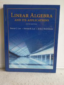 英文版 线性代数及其应用 第五版 Linear Algebra and Its Applications 5 edition