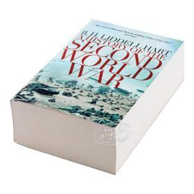 【英文原版】A History of the Second World War 二战史 英文原版