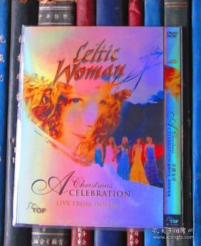 DVD-澶╀娇濂充级 Celtic Woman 娓╂���跺�� A Christmas Celebration �芥�����板�猴�D9锛�