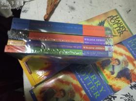 哈利波特全集英文版 1-8harry potter英文原版小说全套8本