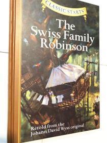 英文精装 The Swiss Family Robinson