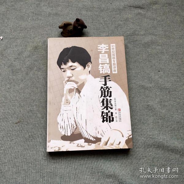 李昌镐21世纪围棋专题讲座:手筋集锦