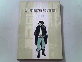 少年维特的烦恼 上海译文