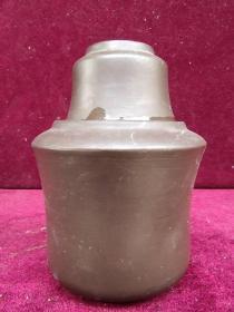 紫砂温酒壶