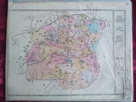 【中国古代地图7张】