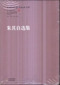 中国当代艺术批评文库 朱其自选集
