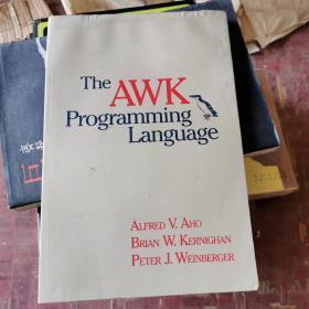 The AWK Programming Language