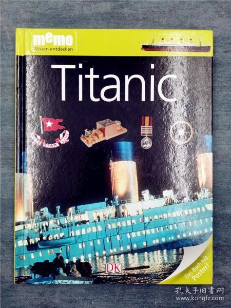 Memo - Wissen Entdecken: Titanic (German)
